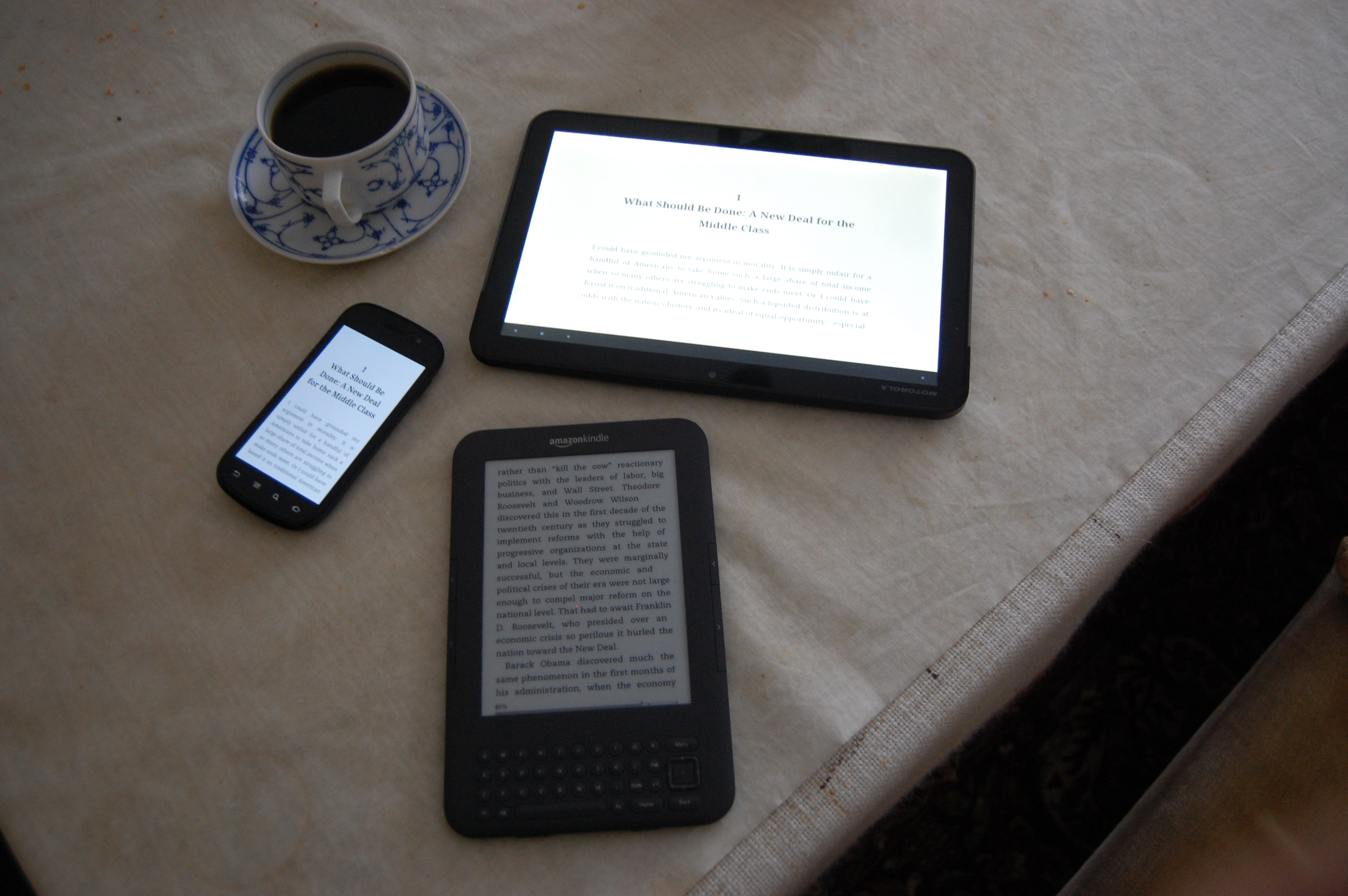 eBooks-Reading